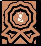 9 médaillés de Bronze en 2017