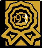 95 médaillés d'or en 2017