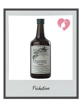 Huile d'olive Cuvée Picholine - Huilerie Confiserie Coopérative Interdépartementale de Clermont d'Hérault