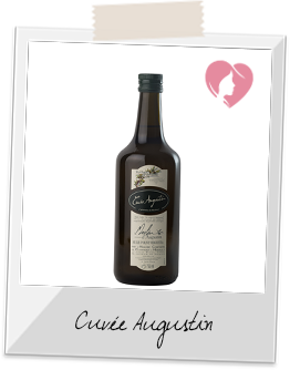 Huile d'olive Cuvée Augustin - Huilerie Confiserie Coopérative Interdépartementale de Clermont d'Hérault
