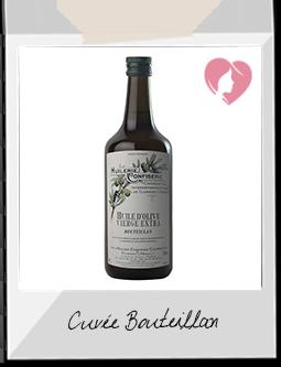 Huile d'olive Cuvée Bouteillan - Huilerie Confiserie Coopérative Interdépartementale de Clermont d'Hérault